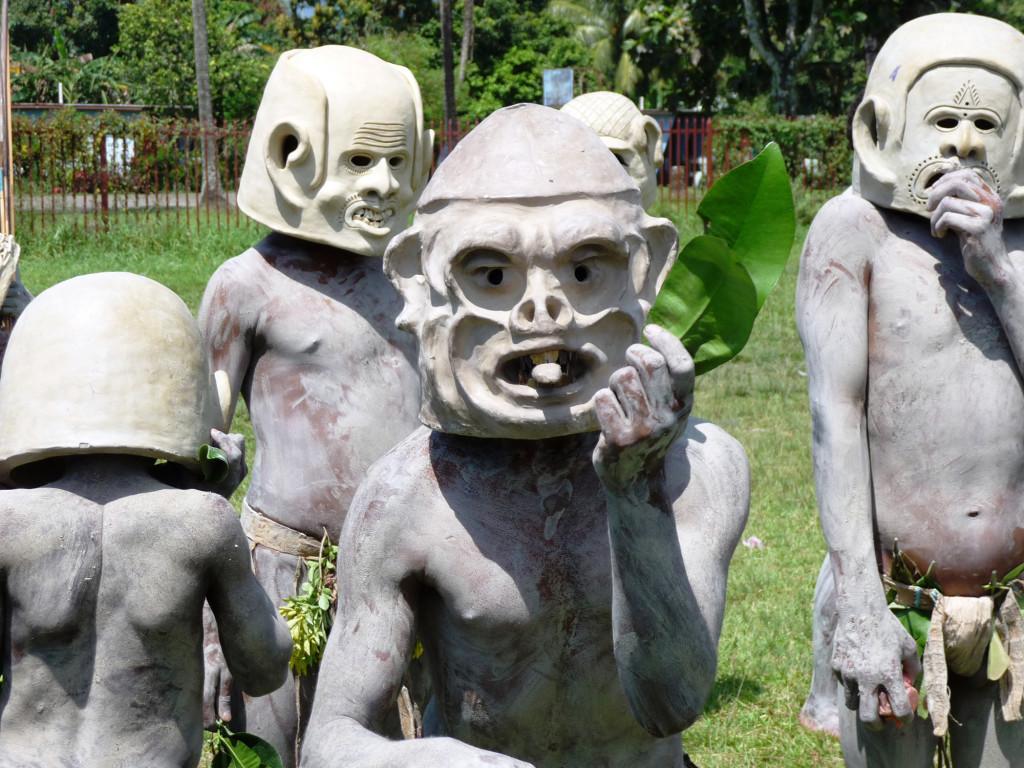 Culture - EHP Asaro Mud Man