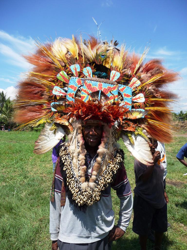 Culture - Fancy Head Dress