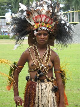 Taken At the Morobe show Friday the 3rd November 2006 for the MPAS