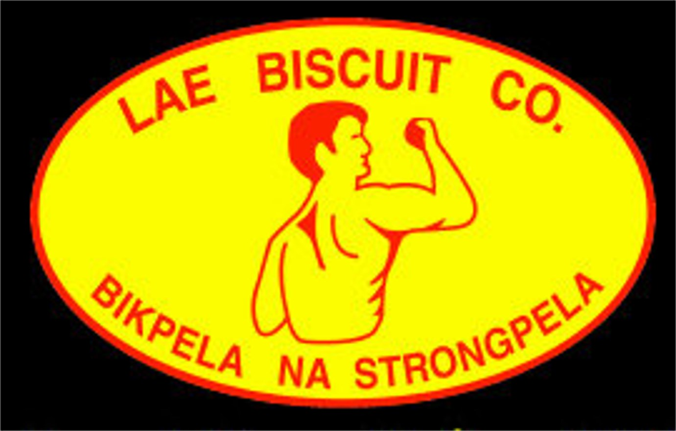 Lae Biscuit logo