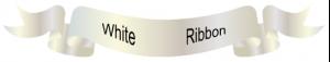 white ribbon 2